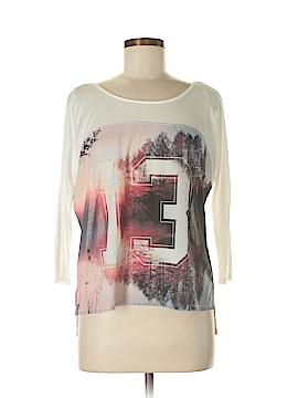 Jessica Simpson 3/4 Sleeve T-Shirt Size M