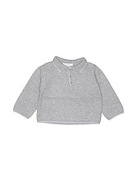 Jacadi Long Sleeve Polo Size 12