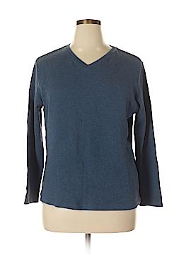 Karen Scott Sport Active T-Shirt Size XL
