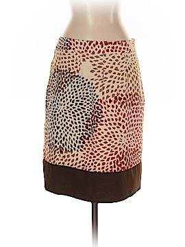 Banana Republic Factory Store Silk Skirt Size 2