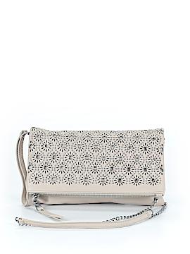 Madison West Leather Shoulder Bag One Size