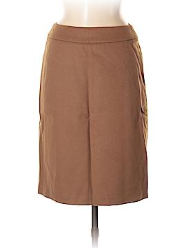 Brooks Brothers Wool Skirt Size 4 (Petite)