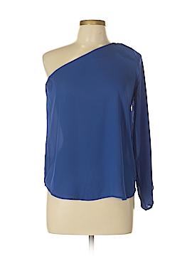 Shinestar Long Sleeve Blouse Size L