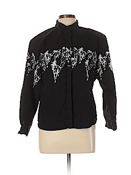 Roper Long Sleeve Button-Down Shirt Size L