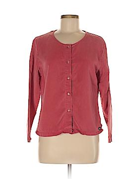 Kavu Long Sleeve Button-Down Shirt Size M
