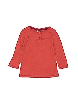 Zara Baby Long Sleeve Henley Size 24/36 mo