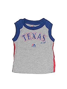 Majestic Sleeveless T-Shirt Size 6-9 mo