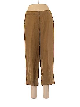 J.jill Linen Pants Size 8 (Petite)