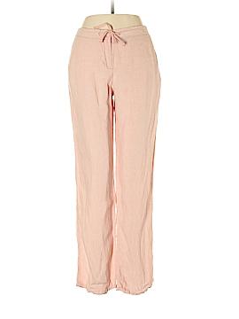 Boden Linen Pants Size 4 (Petite)