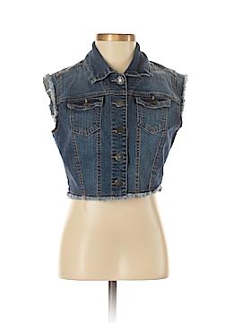 New Look Denim Vest Size M