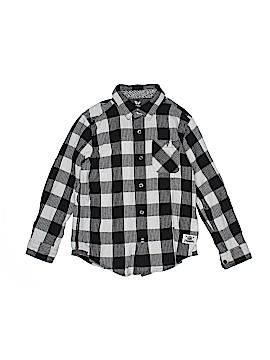 Shaun White Long Sleeve Button-Down Shirt Size 6 - 7