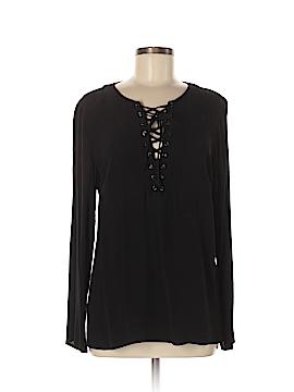 Bardot Long Sleeve Blouse Size 8
