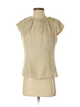 Elizabeth McKay Short Sleeve Blouse Size 2