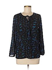 J. Crew Factory Store Women Long Sleeve Blouse Size XS