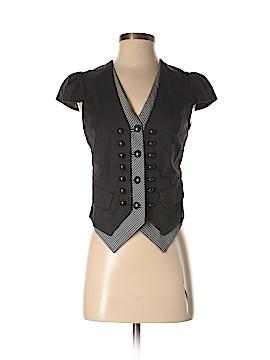 BCBGMAXAZRIA Tuxedo Vest Size XXS