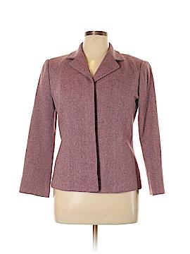 Carolina Herrera Wool Blazer Size 14