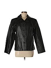 Bagatelle Women Leather Jacket Size M