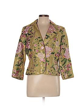 ECI Silk Blazer Size 12