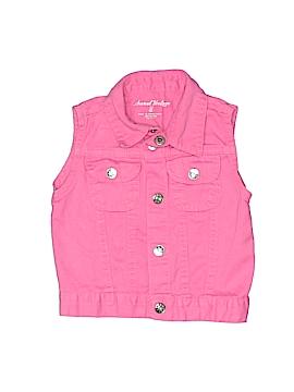 Sweet Vintage Denim Vest Size 18 mo