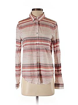 Sanctuary Long Sleeve Button-Down Shirt Size S