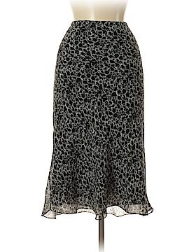 Merona Silk Skirt Size M