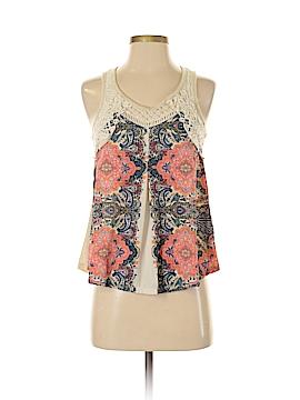 Taylor & Sage Sleeveless Blouse Size XS