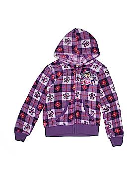 Nickelodeon Zip Up Hoodie Size 6X