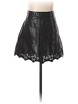 Rag & Bone Leather Skirt Size 0