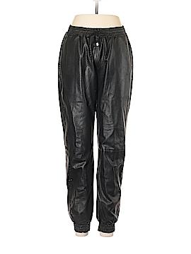 Alexis Faux Leather Pants Size M