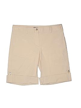 Theory Khaki Shorts Size 6