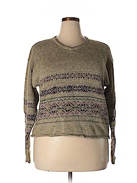 Casual Corner Annex Pullover Sweater Size XL