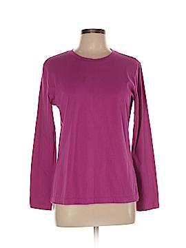 Neon Buddha Long Sleeve T-Shirt Size L