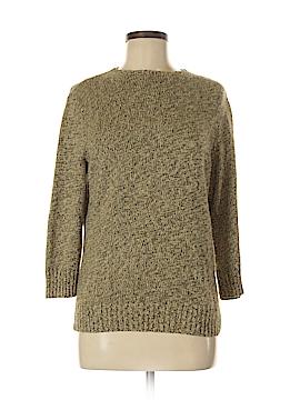 Carlisle Silk Pullover Sweater Size L