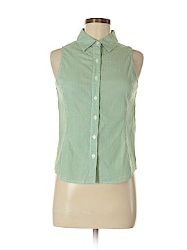 Piko 1988 Sleeveless Button-Down Shirt Size M