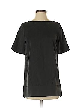 Hilton Hollis Short Sleeve Blouse Size XS