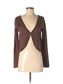 Janeville Silk Cardigan Size S