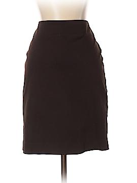 New York & Company Denim Skirt Size 0