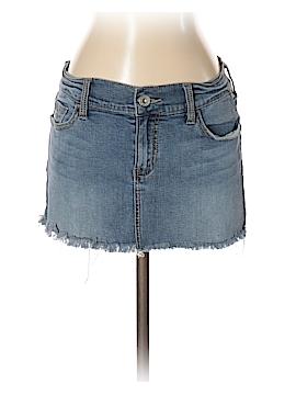 Bullhead Black Denim Skirt Size 3