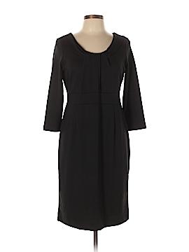 Lands' End Casual Dress Size 10 - 12 Petite (Petite)