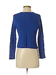 Petite Sophisticate Women Pullover Sweater Size P