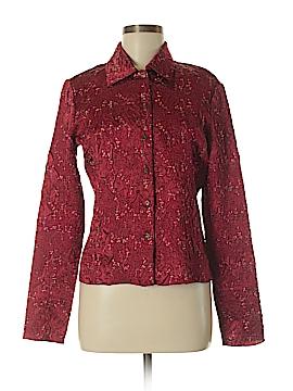 Melrose Long Sleeve Blouse Size M