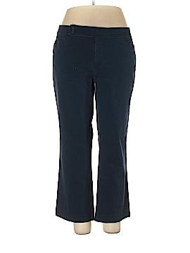 Chaps Casual Pants Size 18 (Plus)