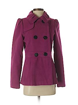 Pink Envelope Coat Size S