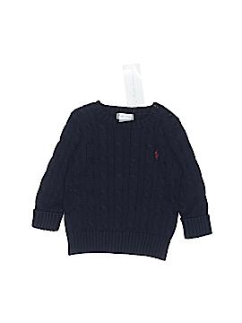 Ralph Lauren Pullover Sweater Size 12 mo
