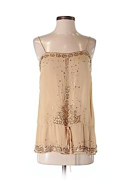Seed Sleeveless Silk Top Size S