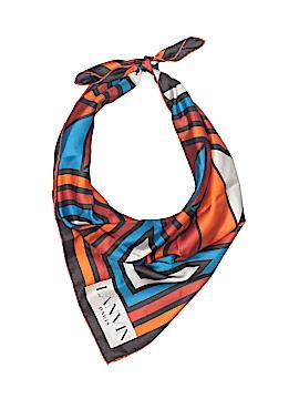 Lanvin Silk Scarf One Size
