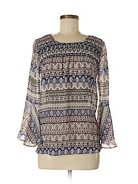 Jessica Simpson Long Sleeve Blouse Size M