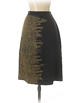 Yoana Baraschi Silk Skirt Size 8
