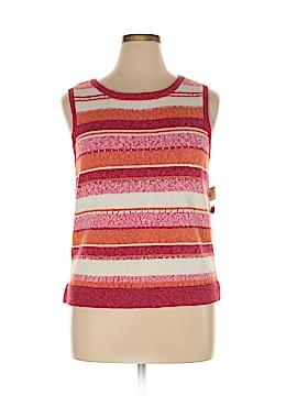 Susan Bristol Pullover Sweater Size XL