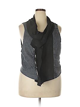 Karen Kane Vest Size 0X (Plus)